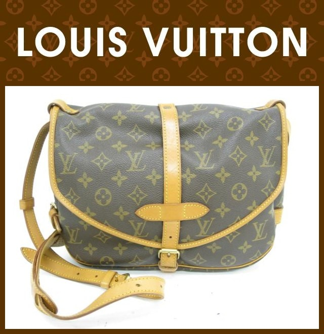 LOUIS VUITTON(ルイヴィトン)/バッグ/ソミュール30/型番M42256