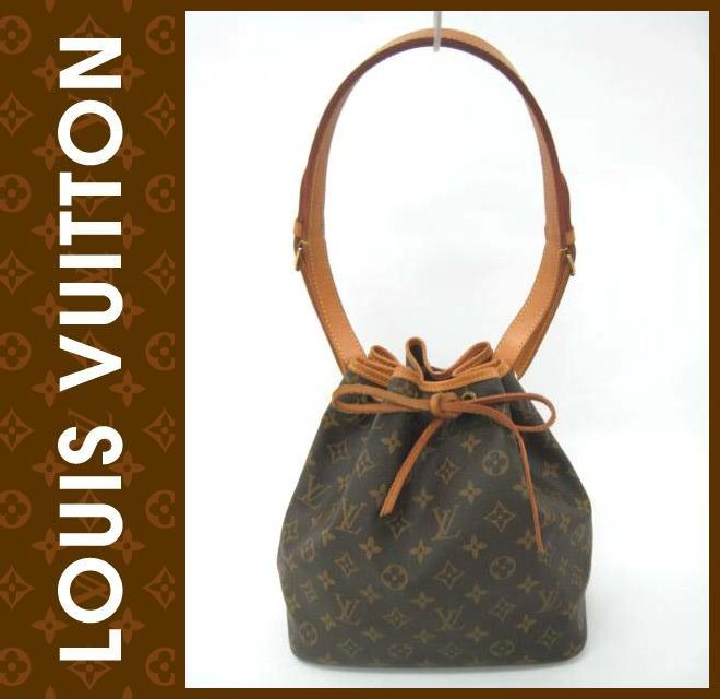 LOUIS VUITTON(ルイヴィトン)/バッグ/プチ・ノエ/型番M42226