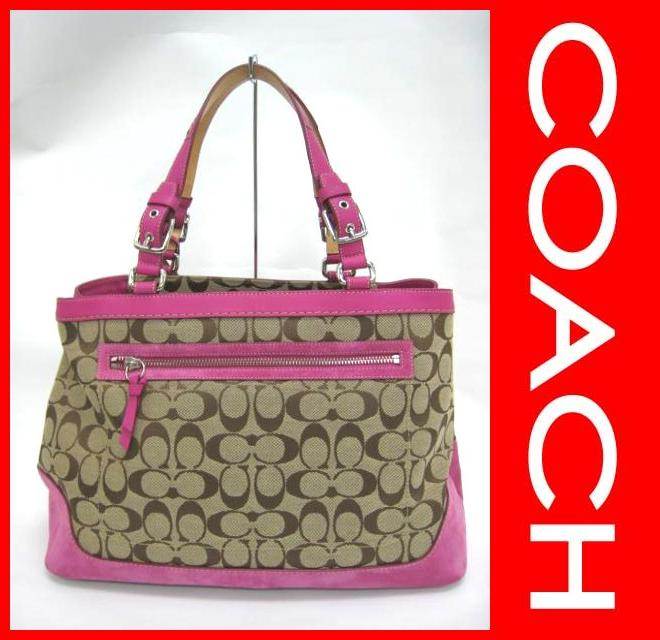 COACH(コーチ)/バッグ/型番7052