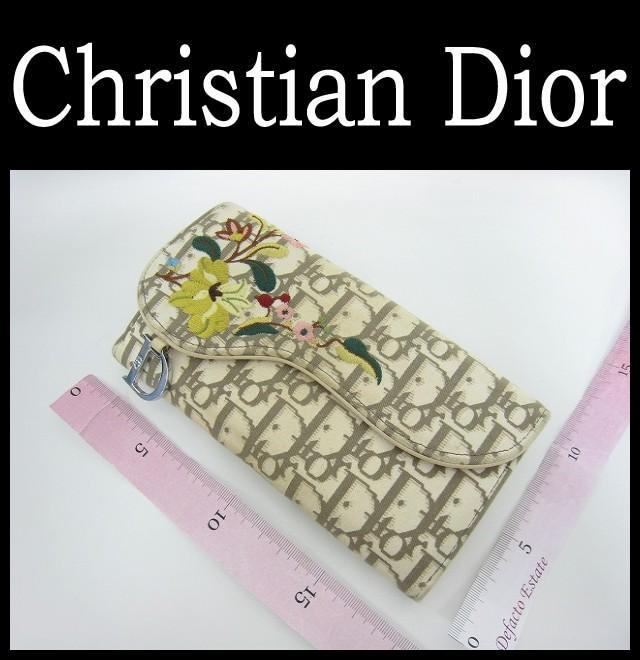 ChristianDior(クリスチャンディオール)/財布