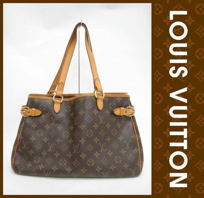 LOUIS VUITTON(ルイヴィトン)/バッグ/バティニョール・オリゾンタル/型番M51154