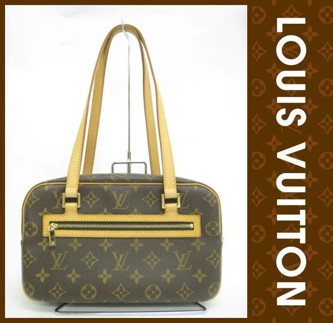 LOUIS VUITTON(ルイヴィトン)/バッグ/シテMM/型番M51182
