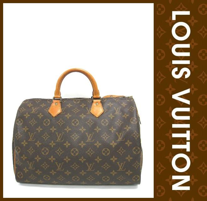 LOUIS VUITTON(ルイヴィトン)/バッグ/スピーディ35/型番M41524