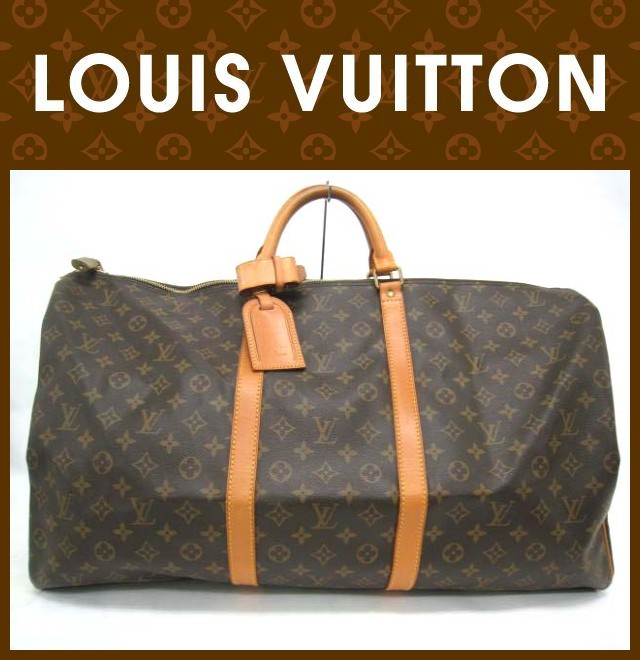 LOUIS VUITTON(ルイヴィトン)/バッグ/キーポール60/型番M41422