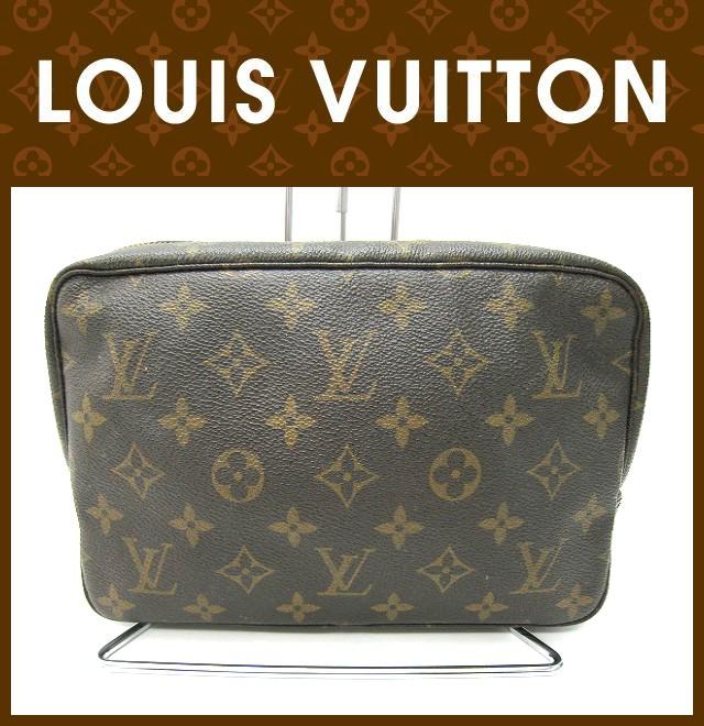LOUIS VUITTON(ルイヴィトン)/ポーチ/トゥルーストワレット/型番M47524