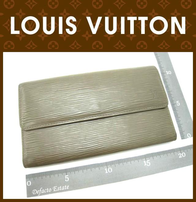 LOUIS VUITTON(ルイヴィトン)/財布/ポルトトレゾールインターナショナル/型番M6338C