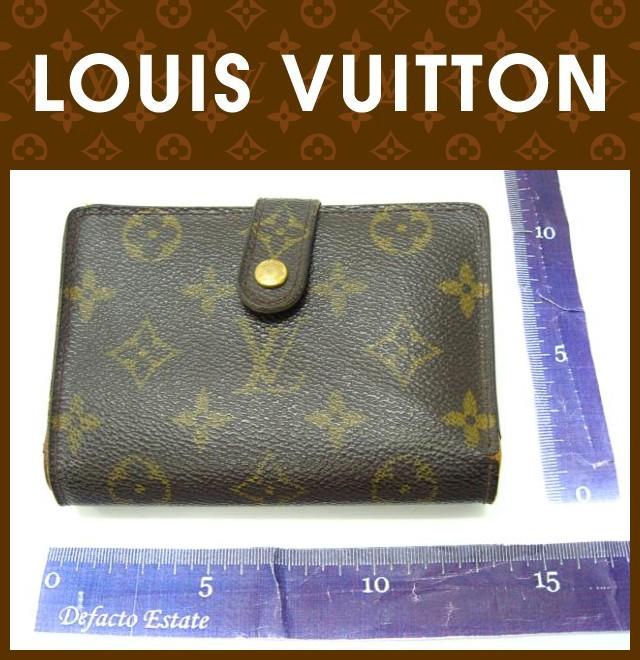LOUIS VUITTON(ルイヴィトン)/財布/ポルトモネビエヴィエノワ/型番M61663