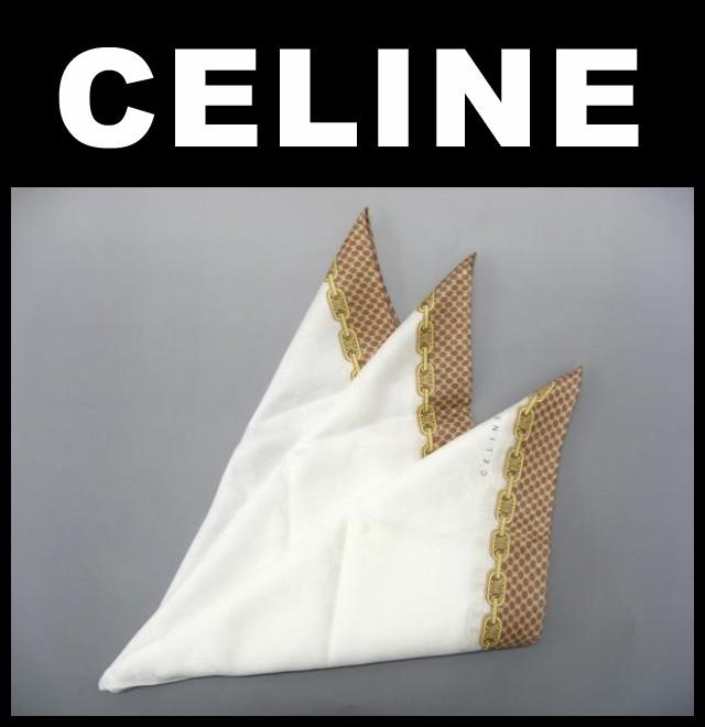 CELINE(セリーヌ)/ハンカチ