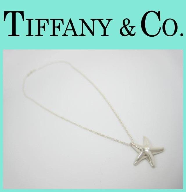TIFFANY&Co.(ティファニー)/ネックレス/スターフィッシュ