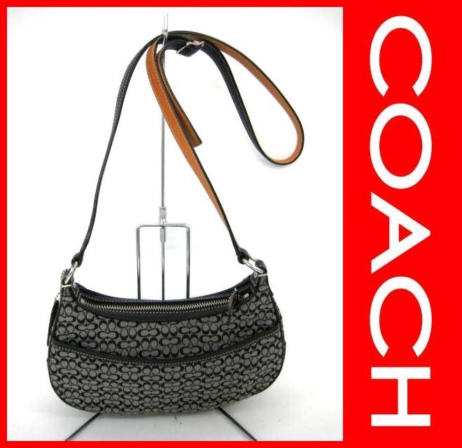 COACH(コーチ)/ショルダーバッグ/型番6344