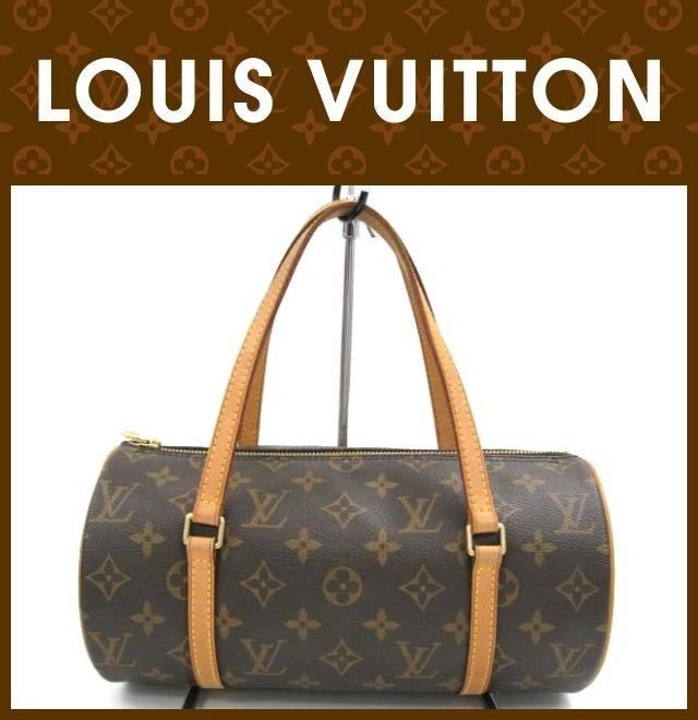 LOUIS VUITTON(ルイヴィトン)/ハンドバッグ/モノグラム/パピヨンPM/型番M51386