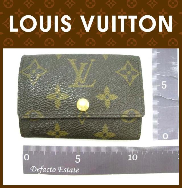 LOUIS VUITTON(ルイヴィトン)/キーケース/モノグラム/ミュルティクレ6/型番M62630
