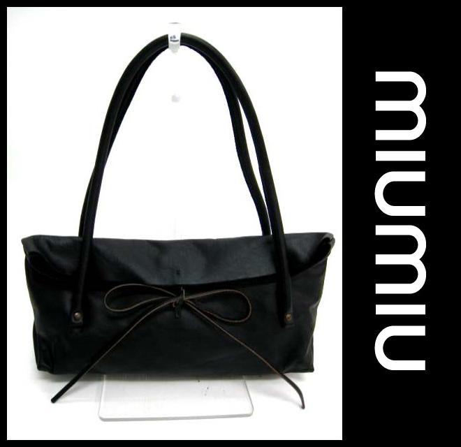 miumiu(ミュウミュウ)/ショルダーバッグ