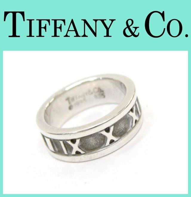 TIFFANY&Co.(ティファニー)/リング/アトラス
