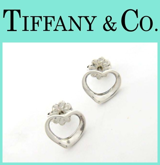 TIFFANY&Co.(ティファニー)/ピアス/オープンハート