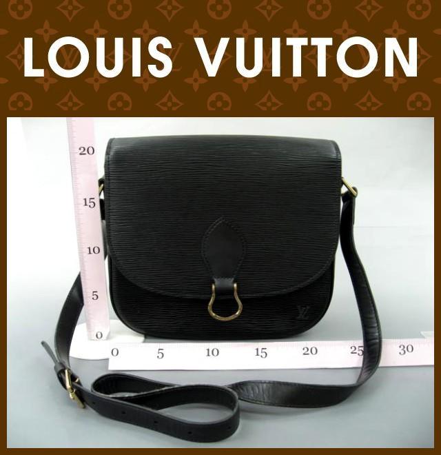 LOUIS VUITTON(ルイヴィトン)/ショルダーバッグ/エピ/サンクルー/型番M52192