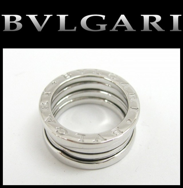 BVLGARI(ブルガリ)/リング/B-Zero1