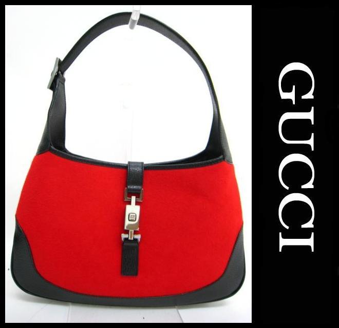 GUCCI(グッチ)/ハンドバッグ/ジャッキーライン/型番001-3306