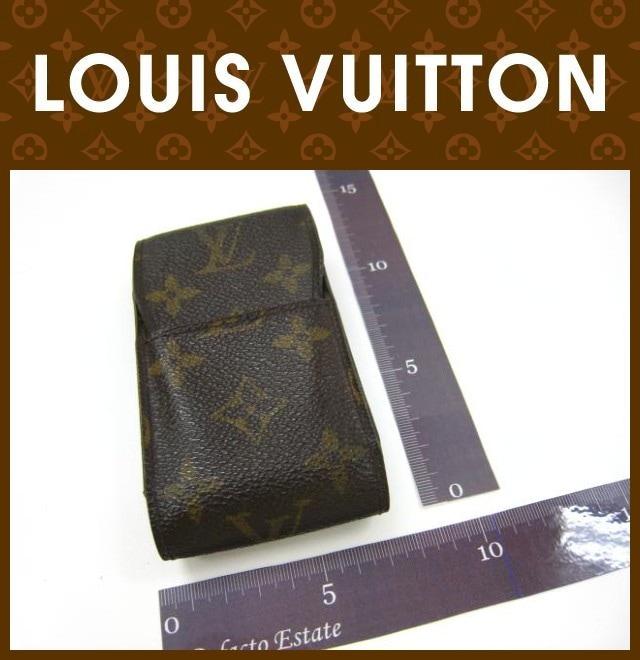LOUIS VUITTON(ルイヴィトン)/小物入れ/モノグラム/エテュイシガレット/型番M63024