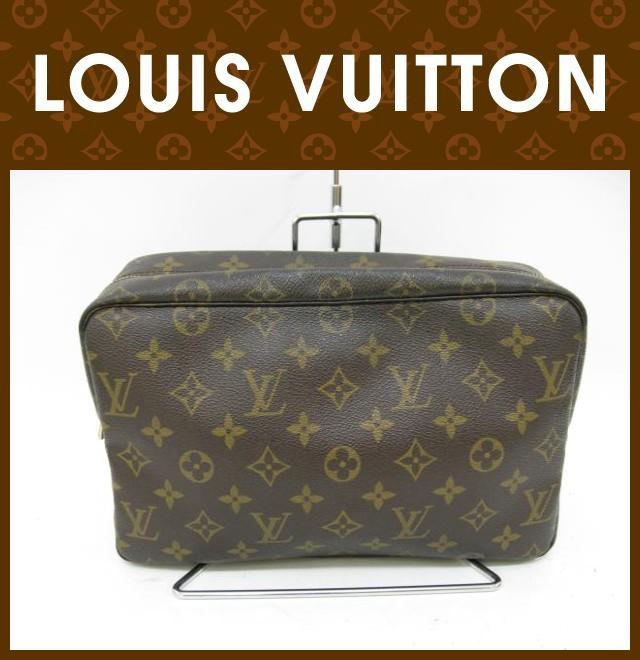 LOUIS VUITTON(ルイヴィトン)/セカンドバッグ/モノグラム/トゥルース・トワレット28/型番M47522