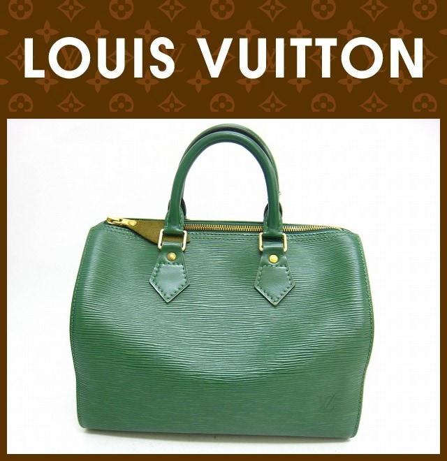 LOUIS VUITTON(ルイヴィトン)/ハンドバッグ/エピ/スピーディ30/型番M43004