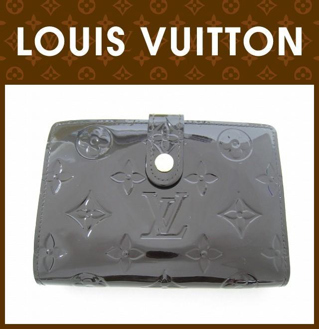 LOUIS VUITTON(ルイヴィトン)/2つ折り財布/モノグラムヴェルニ/ポルトフォイユヴィエノワ/型番M93521