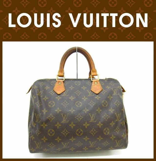 LOUIS VUITTON(ルイヴィトン)/ハンドバッグ/モノグラム/スピーディ30/型番M41526
