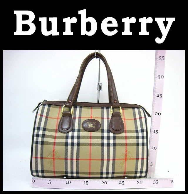 Burberry(バーバリー)/ボストンバッグ