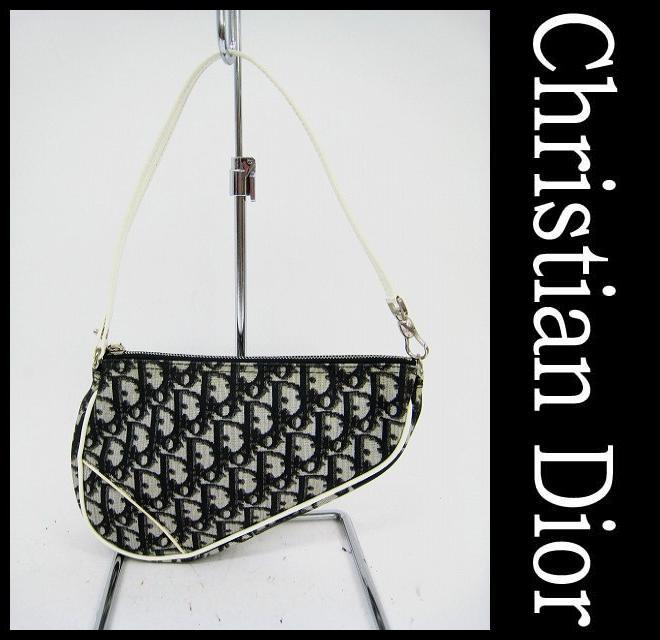 ChristianDior(クリスチャンディオール)/ハンドバッグ/サドルバッグ