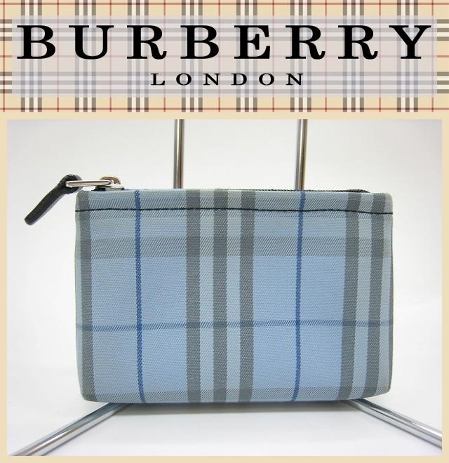 Burberry LONDON(バーバリーロンドン)/ポーチ