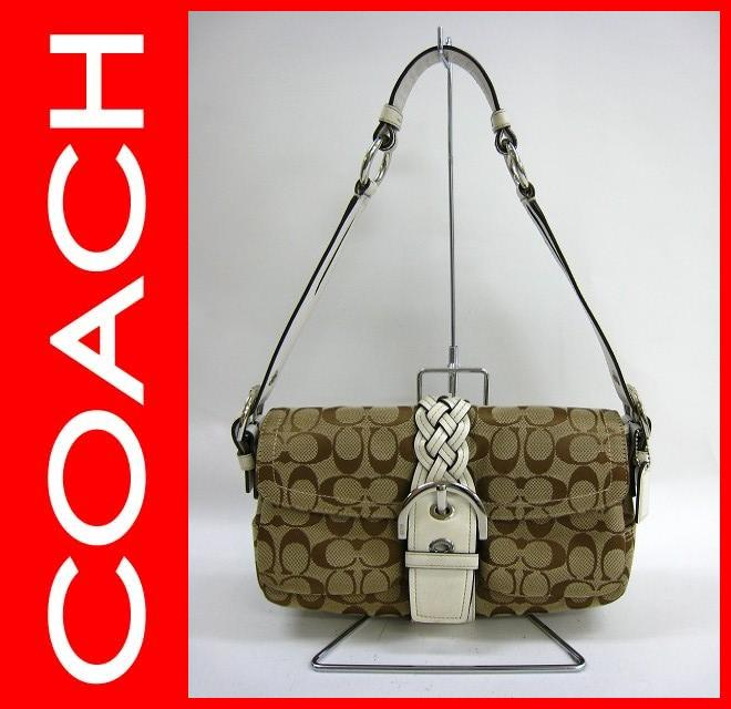 COACH(コーチ)/ショルダーバッグ/シグネチャー/型番6314