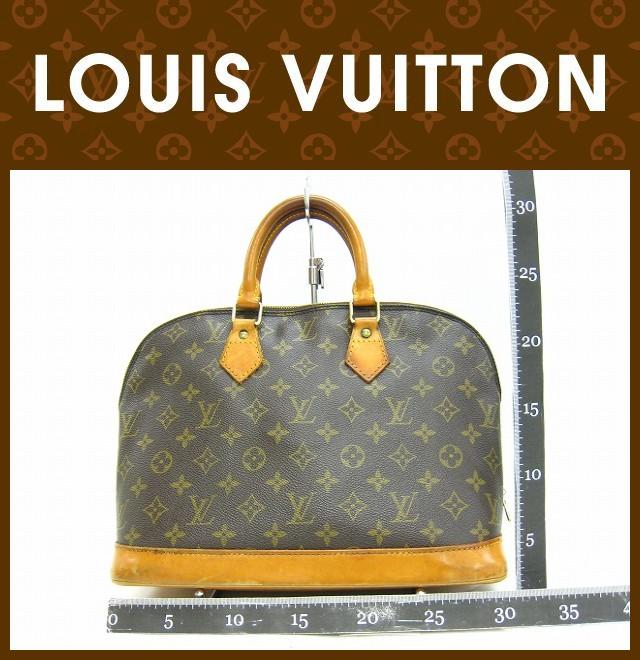 LOUIS VUITTON(ルイヴィトン)/ハンドバッグ/モノグラム/アルマ/型番M51130