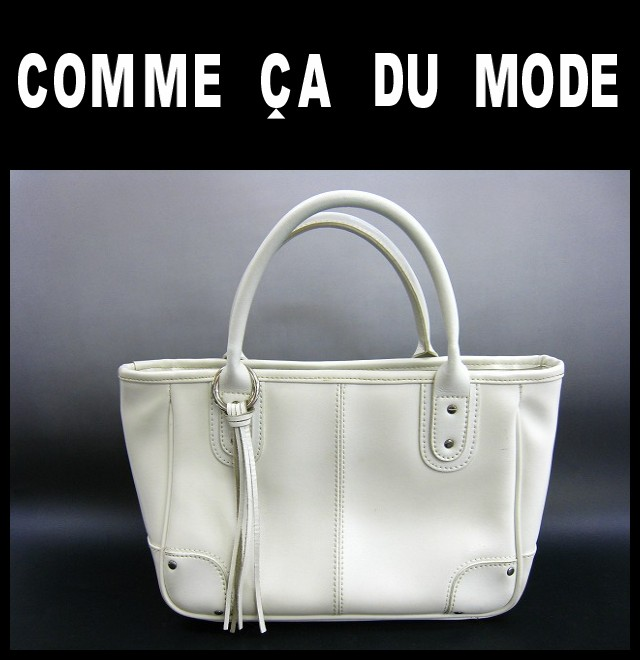 COMME CA DU MODE(コムサデモード)/ハンドバッグ