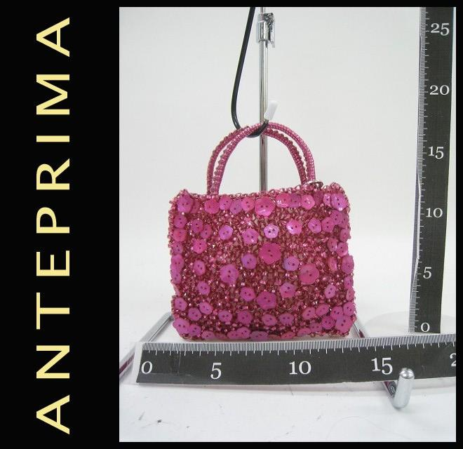 ANTEPRIMA(アンテプリマ)/ハンドバッグ/ミニワイヤーバッグ