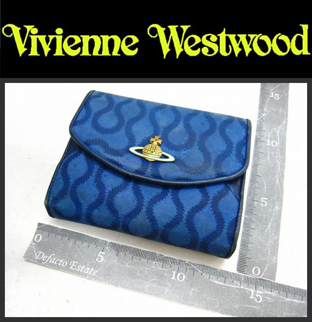 VivienneWestwood(ヴィヴィアンウエストウッド)/3つ折り財布