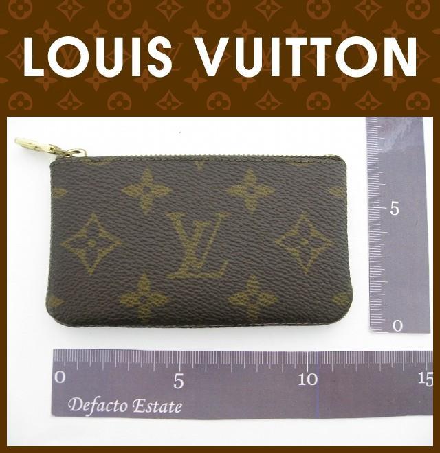 LOUIS VUITTON(ルイヴィトン)/コインケース/モノグラム/ポシェットクレ/型番M62650