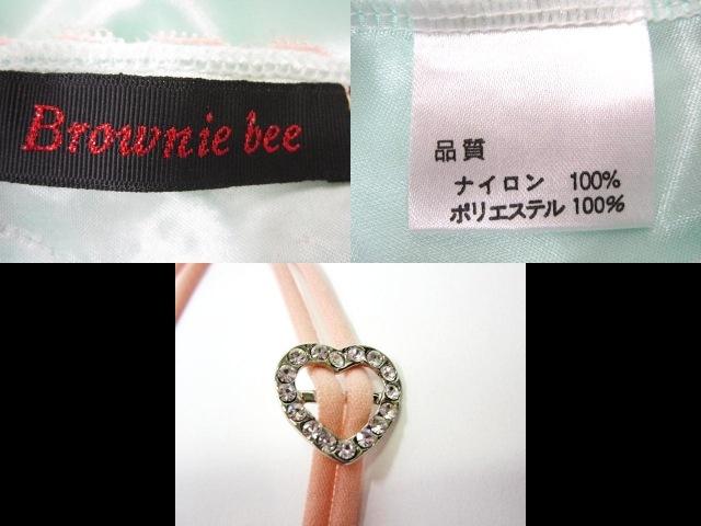 Brownie bee(ブラウニービー)のキャミソール