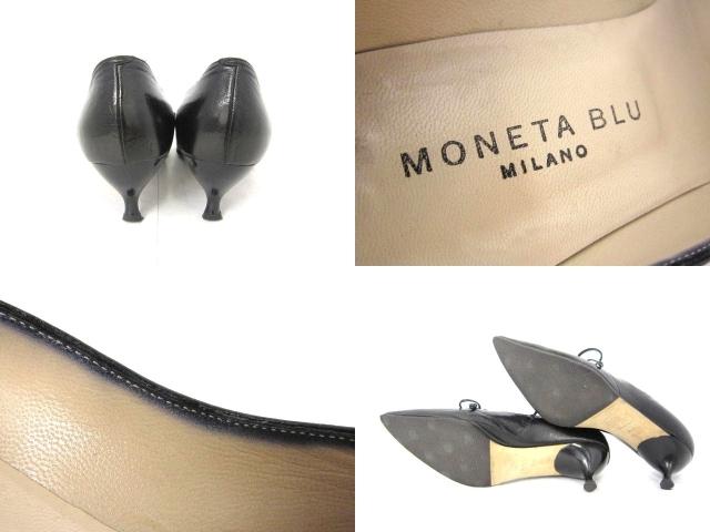 MONETA BLU(モネタブルー)のパンプス
