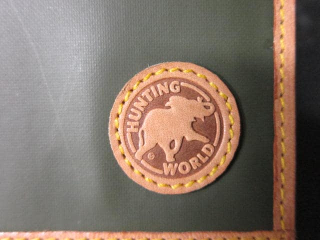 HUNTING WORLD(ハンティングワールド)の札入れ