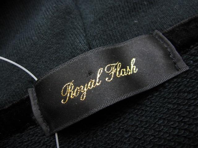 ROYAL FLASH(ロイヤルフラッシュ)のパーカー
