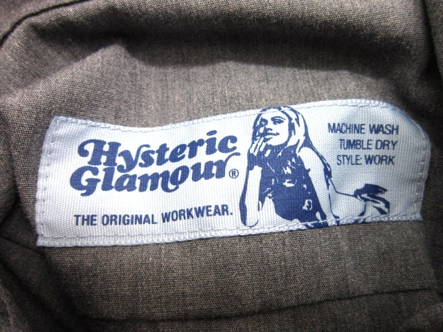 HYSTERIC GLAMOUR(ヒステリックグラマー)のシャツ