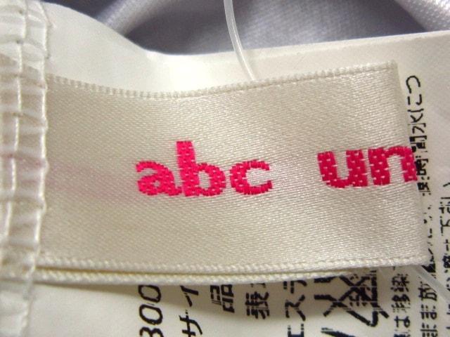 abc une face(アーベーセーアンフェイス)のスカート