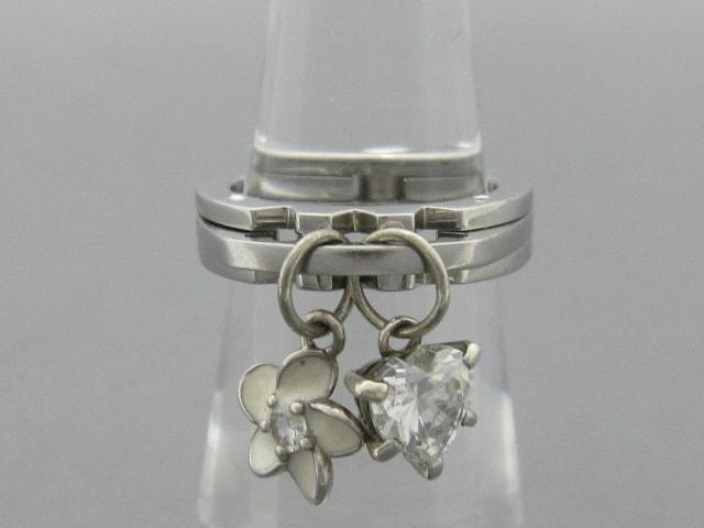 NARACAMICIEMESSANELLI(ナラカミーチェメッサアネリ)のリング