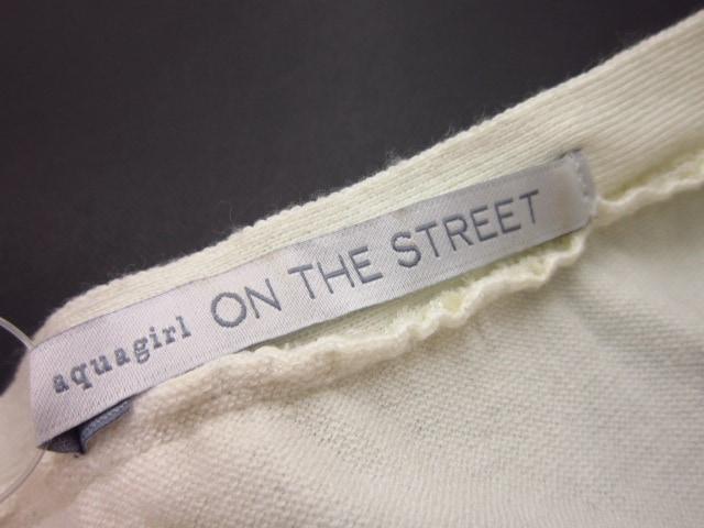 ON  THE STREET(オンザストリート)のカーディガン