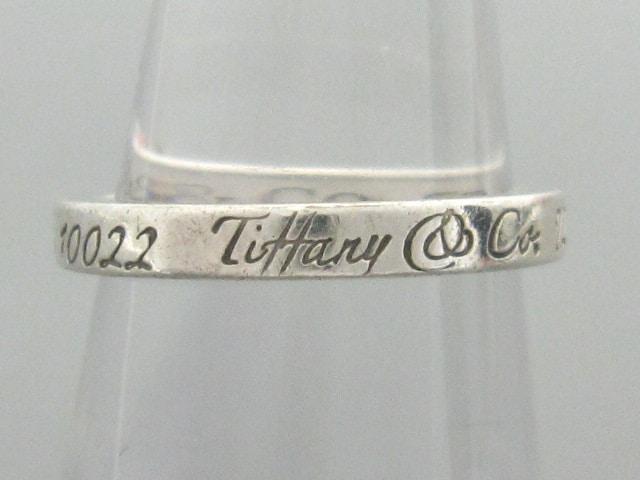 TIFFANY&Co.(ティファニー)のノーツナローバンドリング