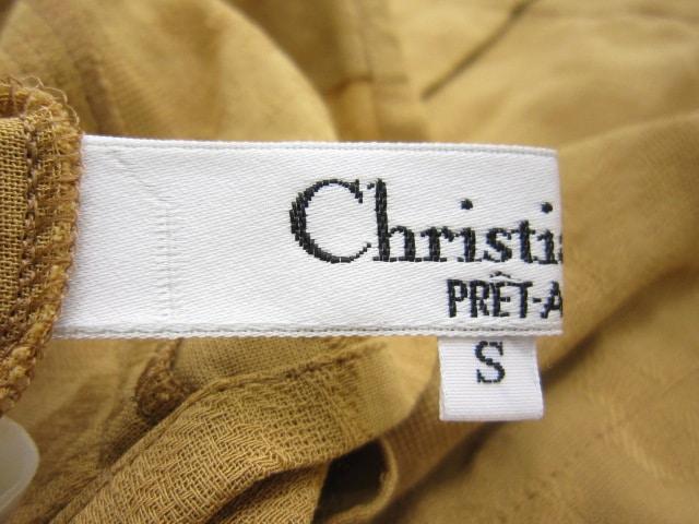 ChristianDior(クリスチャンディオール)のシャツブラウス