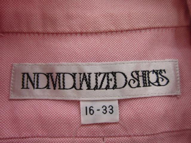 Individualized Shirts(インディビジュアライズドシャツ)のシャツ
