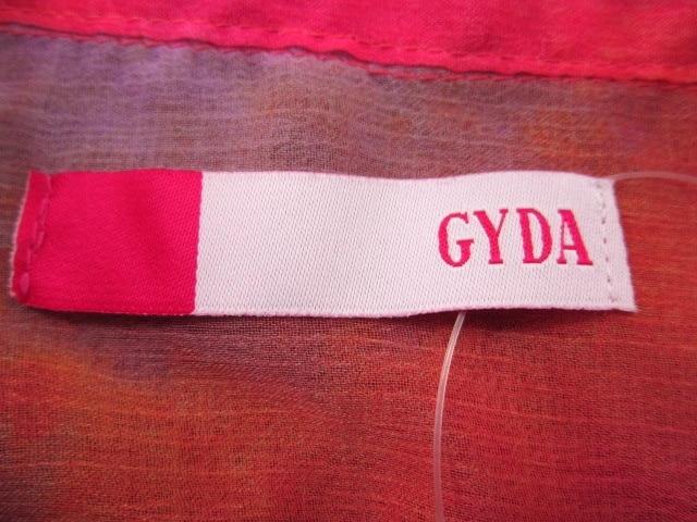 GYDA(ジェイダ)のシャツブラウス