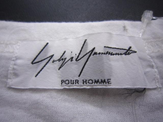 yohjiyamamoto(ヨウジヤマモト)のTシャツ