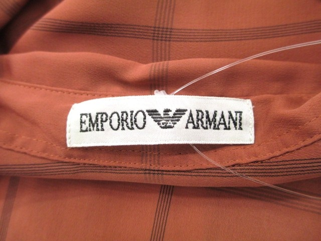 EMPORIOARMANI(エンポリオアルマーニ)のシャツブラウス